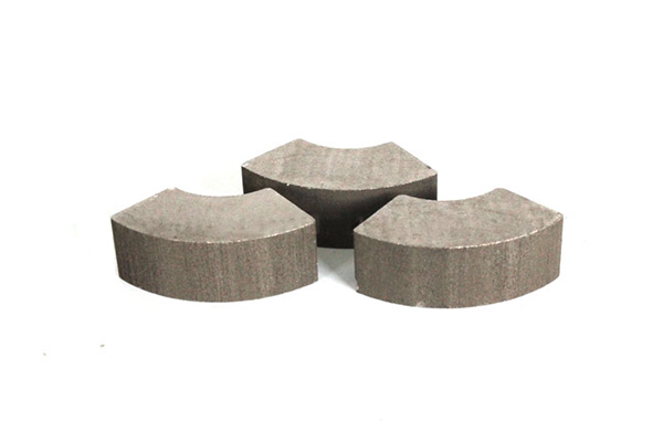 Samarium Cobalt Arc Magnets