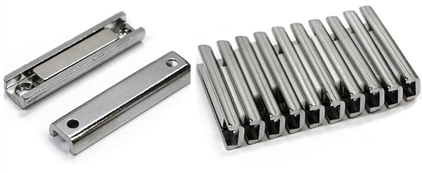 Holding Power Neodymium Channel Magnets