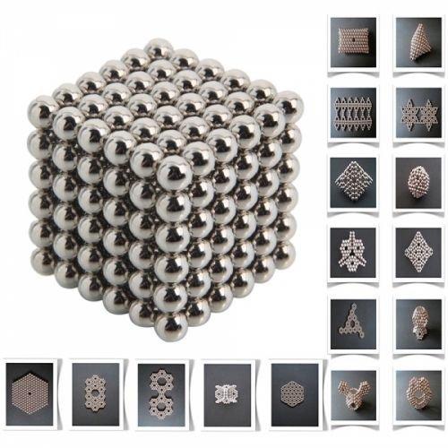 Small Buckyballs Magnets