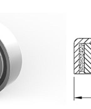 Neodymium Pot Magnet with Thread Hole