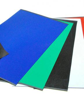 Flexible Magnetic Sheets