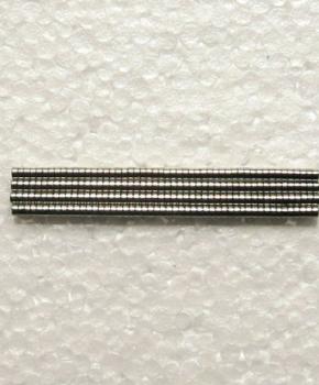 D2x2 mm Neodymium Mini Disc Magnet