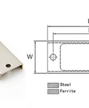 Ferrite Channel Magnets