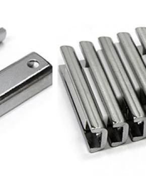 Holding Power Neodymium Channel Magnets