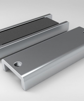 Neodymium Rectangle Channel Magnets