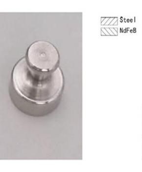 Metal Pin Magnets