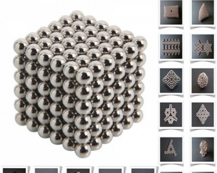 Small Buckyballs Magnets