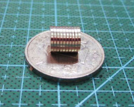 D8 x 1mm Mini Super Strong Powerful Magnets