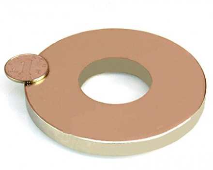 Big Neodymium Ring Rare Earth Magnets