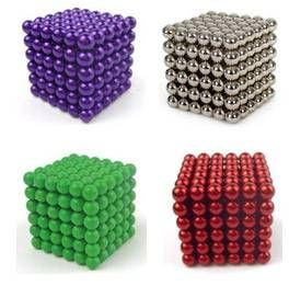Colorful Ball Neodymium Magnets