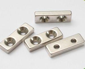 Irregular shape Neodymium magnet