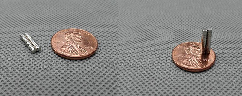 Neodymium Micro Magnet Disc